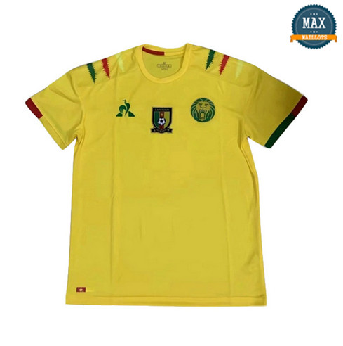 Maillot Cameroon fans Jaune 2019/20