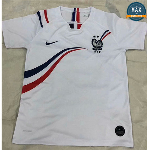 Maillot France Blanc 2019/20