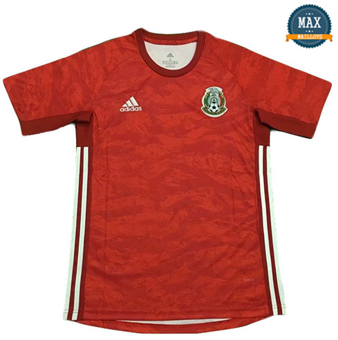 Maillot Mexique Rouge Gardien de but 2019/20