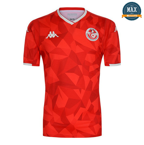 Maillot Tunisie Exterieur 2019/20 Rouge