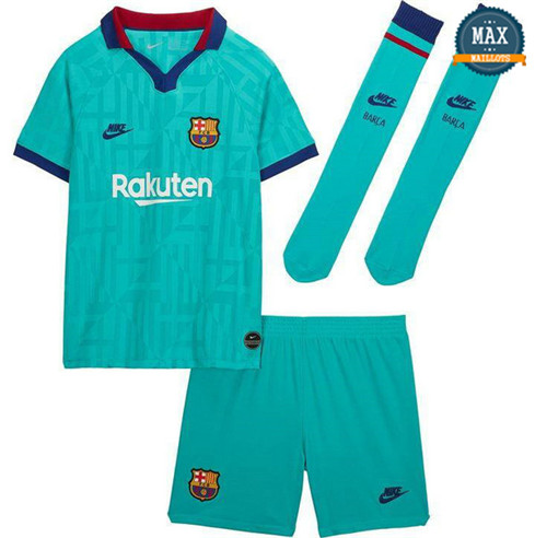 Maillot Barcelone Enfant Third 2019/20