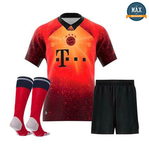 Maillot Bayern Munich EA Sports Enfant 2018/19