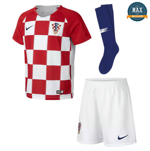 Maillot Croatie Domicile 2018/19 Junior
