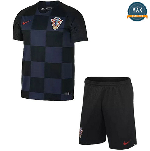 Maillot Croatie Exterieur 2018/19 Junior