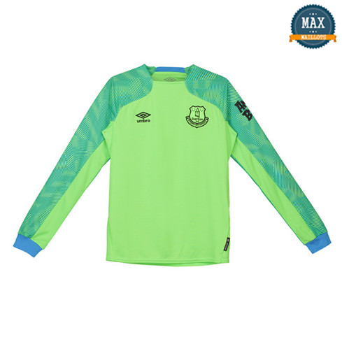 Maillot Everton Domicile 2018/19 Enfant Gardien de but