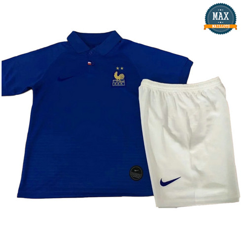 Maillot France Enfant centennial edition