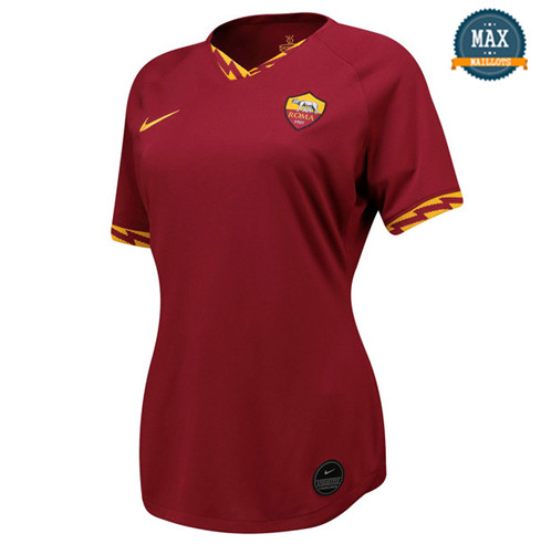 Maillot AS Roma Femmes Domicile 2019/20