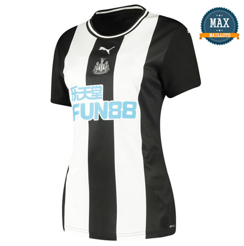 Maillot Newcastle United Femmes Domicile 2019/20