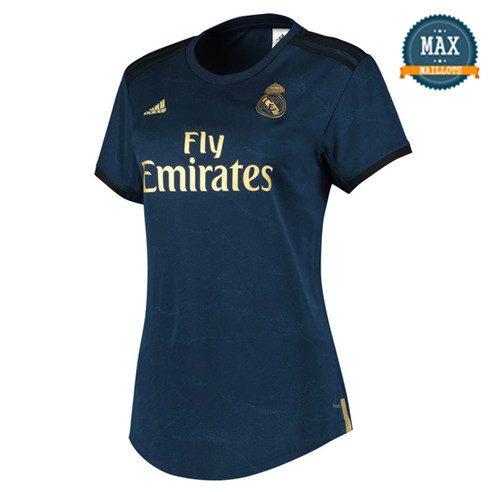 Maillot Real Madrid Femme Exterieur 2019/20