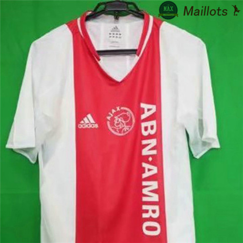 Maillot Retro 2004-05#AjaX