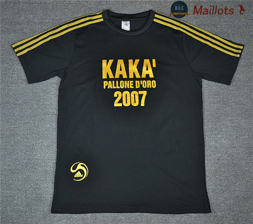 Maillot Retro 2007 KAKA Oren ball Commemorative Edition