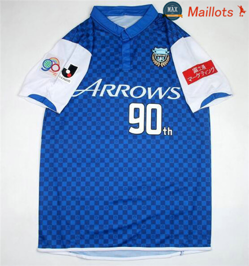 Maillot Retro 2014 Kawasaki Frontale 90th Anniversary Commemorative Edition