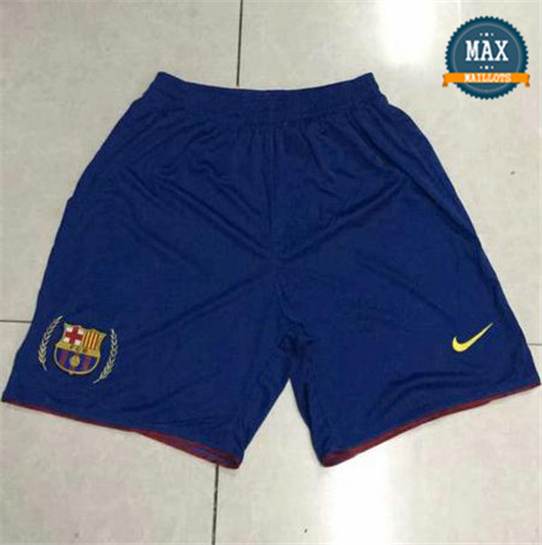 Maillot Retro 2006-07 Barcelone shorts