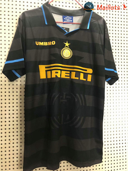 Maillot Retro 1997-1998#Inter Milan Third