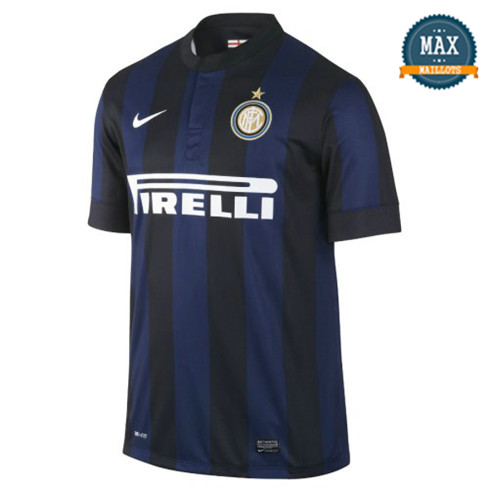 Maillot Retro 2013-14 retiRouge version Inter Milan Domicile