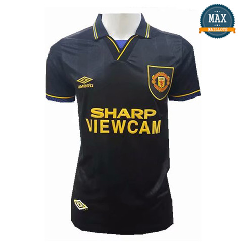 Maillot Retro 1994#Manchester United Exterieur