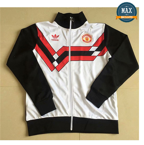 Maillot Retro 1990#jacket Manchester United