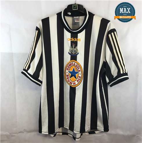 Maillot Retro 1997-99 Newcastle United Domicile