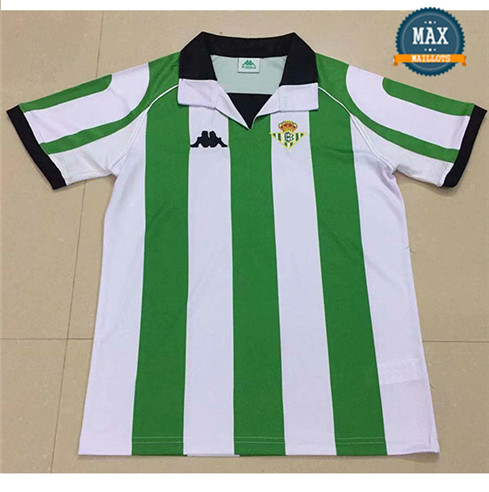 Maillot Retro 1998#Real Betis Domicile