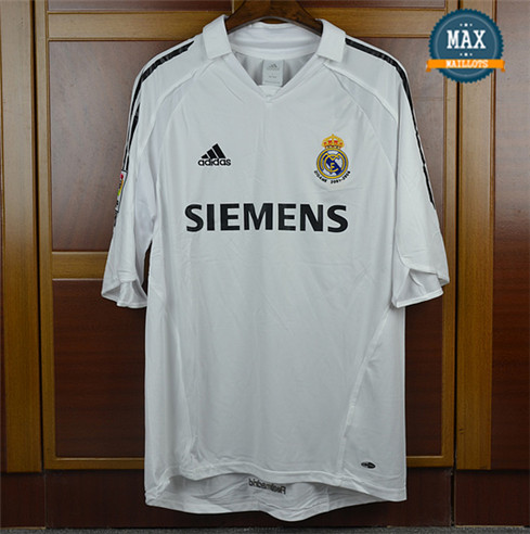 Maillot Retro 2005-06 Real Madrid Domicile
