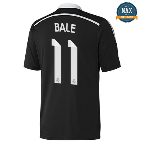 Maillot Retro 2014-15 Real Madrid Third (11 Bale)