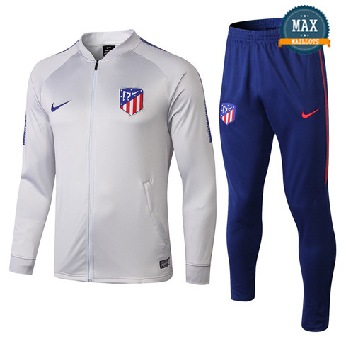 Veste Survetement Atletico Madrid 2019/20 Blanc