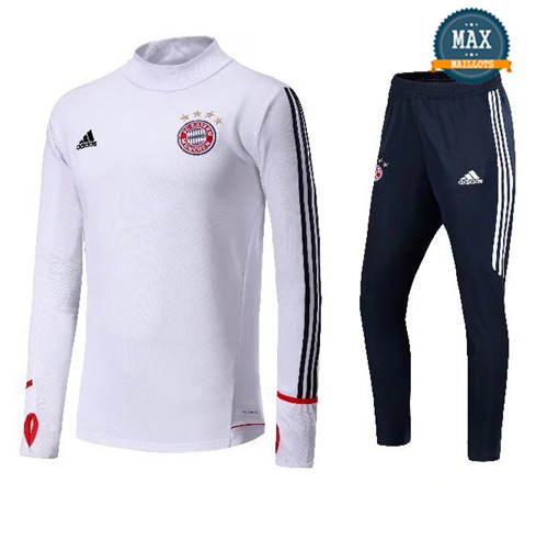 Survetement Bayern Munich 2019/20 Blanc