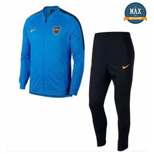 Veste Survetement Boca Juniors 2019/20 Bleu