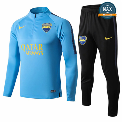 Survetement Boca Juniors 2019/20 Bleu