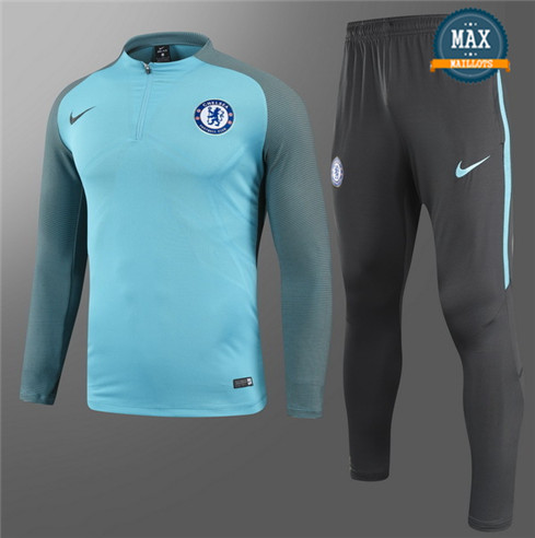 Survetement Chelsea 2019/20 Bleu Top