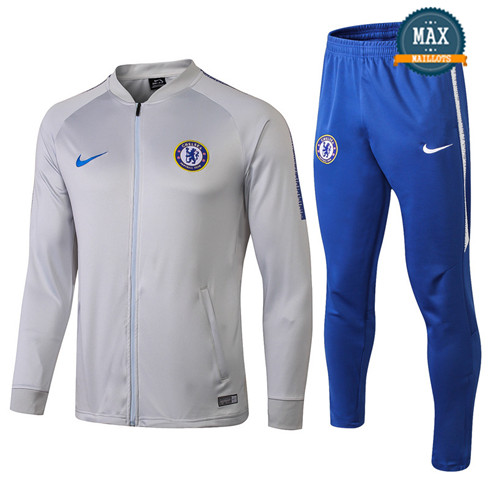 Veste Survetement Chelsea 2019/20 Gris