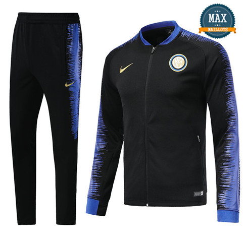 Veste Survetement Inter Milan 2019/20 Noir Strike Drill
