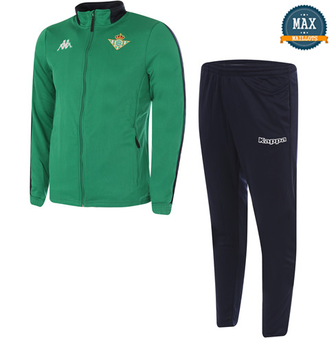 Veste Survetement Real Betis 2019/20 Vert