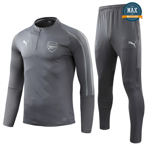 Survetement Enfant Arsenal 2019/20 Gris