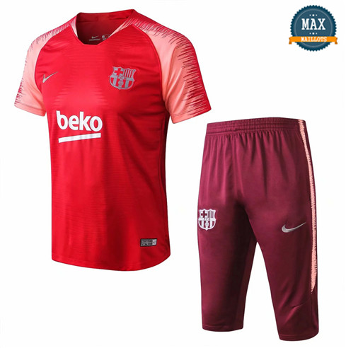 Maillot Barcelone 2018/19 Training Rouge Strike Drill