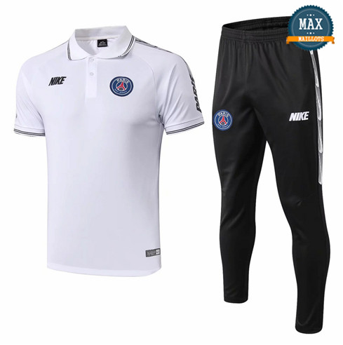 Maillot PSG 2019/20 Training Blanc