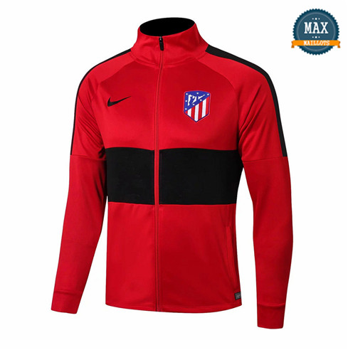 Veste Atletico Madrid 2019/20 Rouge/Noir