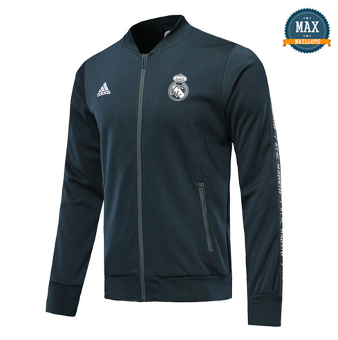 Veste Real Madrid2019/20 Bleu Marine
