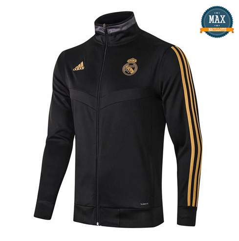 Veste Real Madrid2019/20 Noir