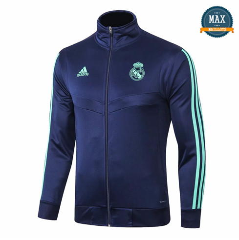 Veste Real Madrid 2019/20 Bleu Marine
