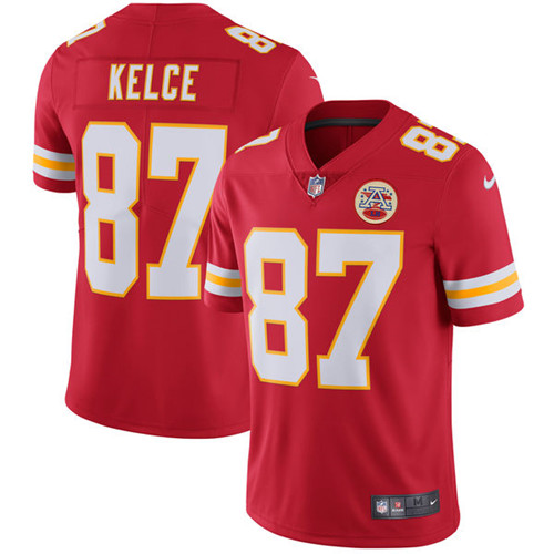 Travis Kelce, Kansas City Chiefs - Red Vapor