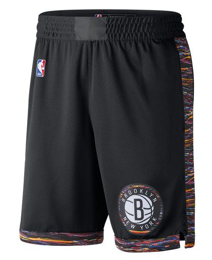 Pantalon Brooklyn Nets - City Edition