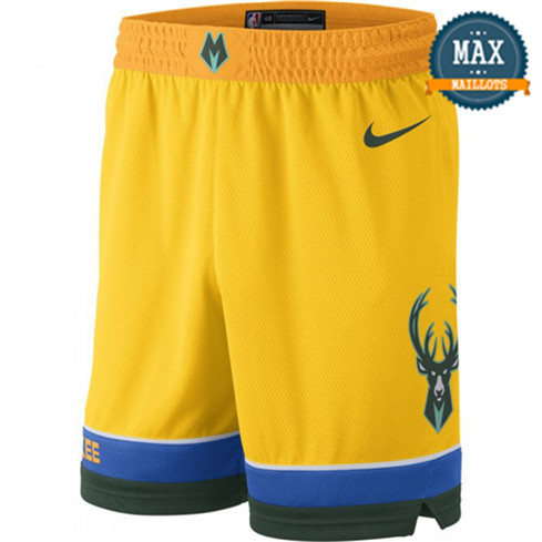 Pantalon Milwaukee Bucks - City Edition