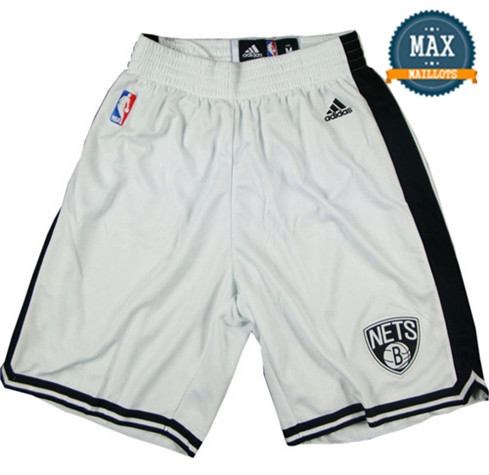 pantalon Brooklyn Nets [Blanc]