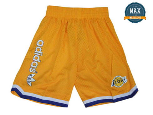 Pantalon Los Angeles Lakers Retro [jaune]