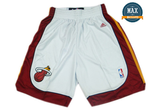 Pantalon Miami Heat [blanc]