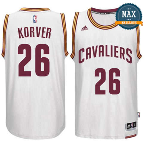Kyle Korver, Cleveland Cavaliers - White