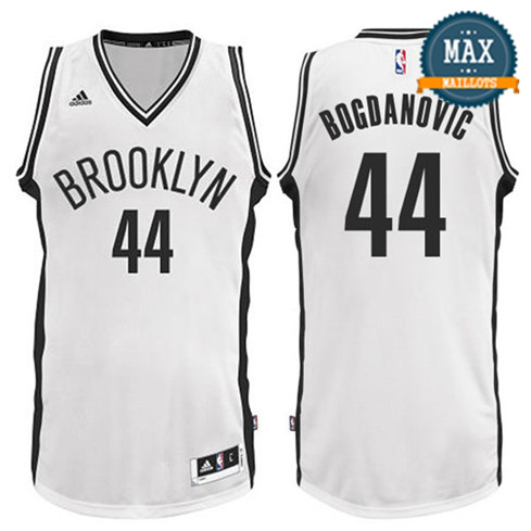 Bojan Bogdanovic, Brooklyn Nets - White