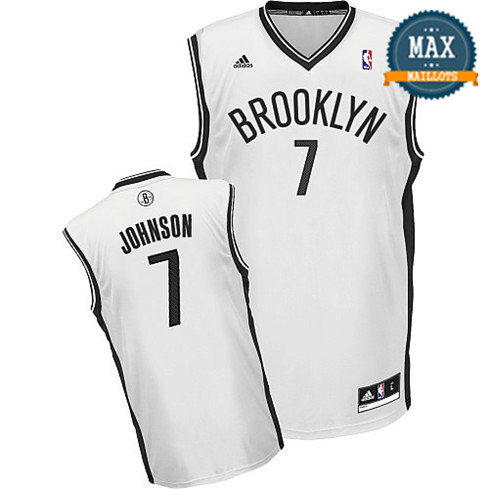 Joe Johnson, filets de Brooklyn [blanc]