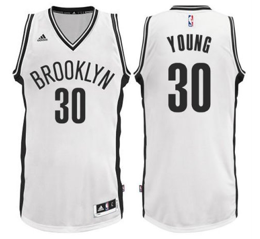 Thaddeus Young, Brooklyn Nets - White